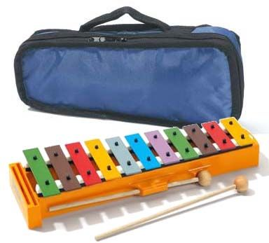 Sonor-GS-Xylophon-Glockenspiel-fuer-Kinder-Tasche